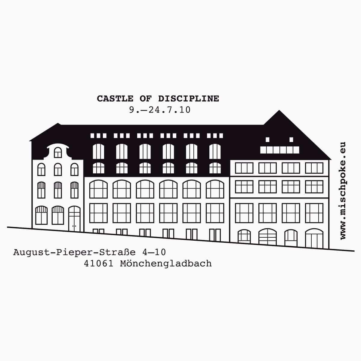 Stempel Castle Of Discipline, Corporate Design