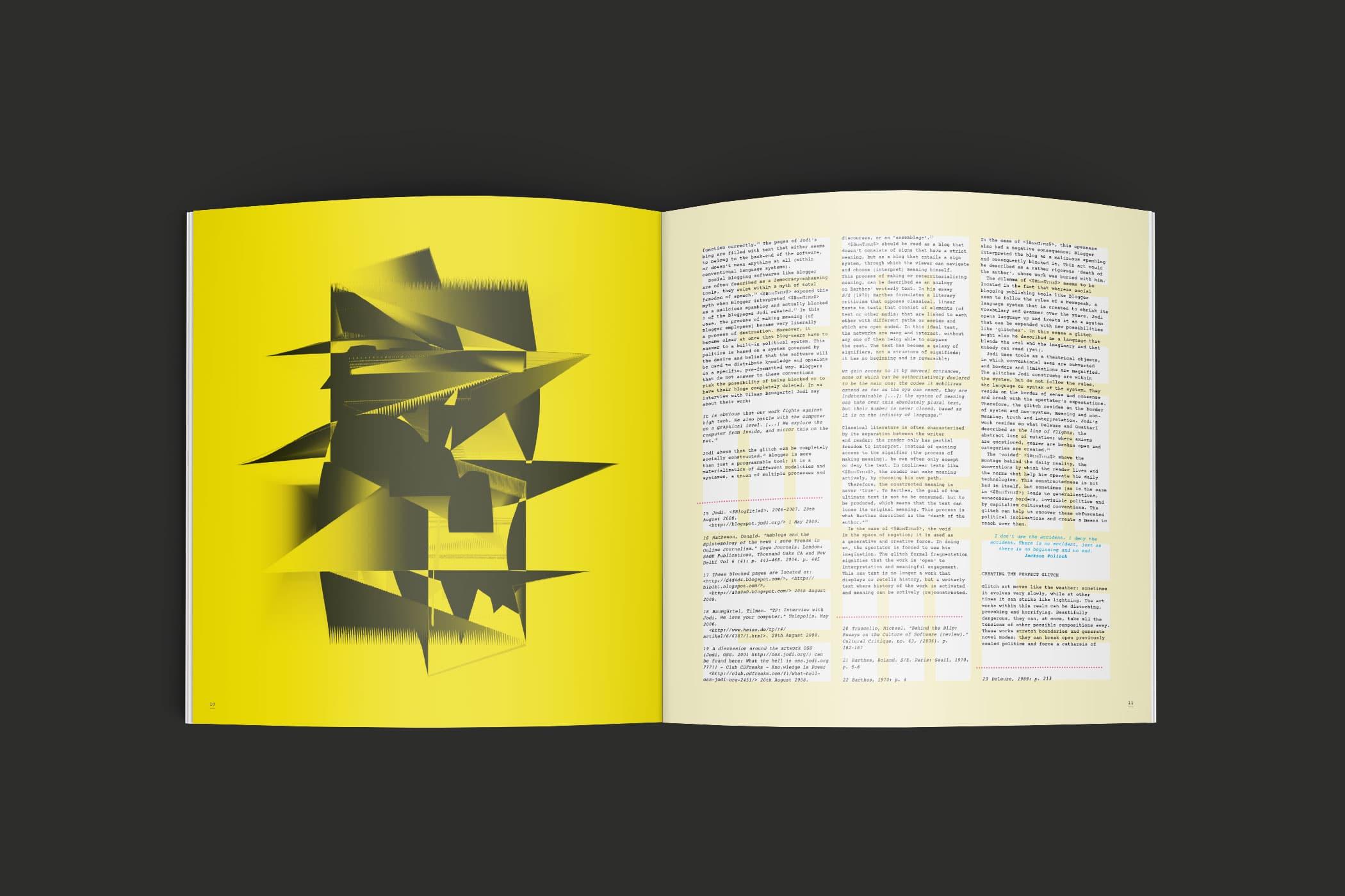Editorial Design – Econore Magazine #2