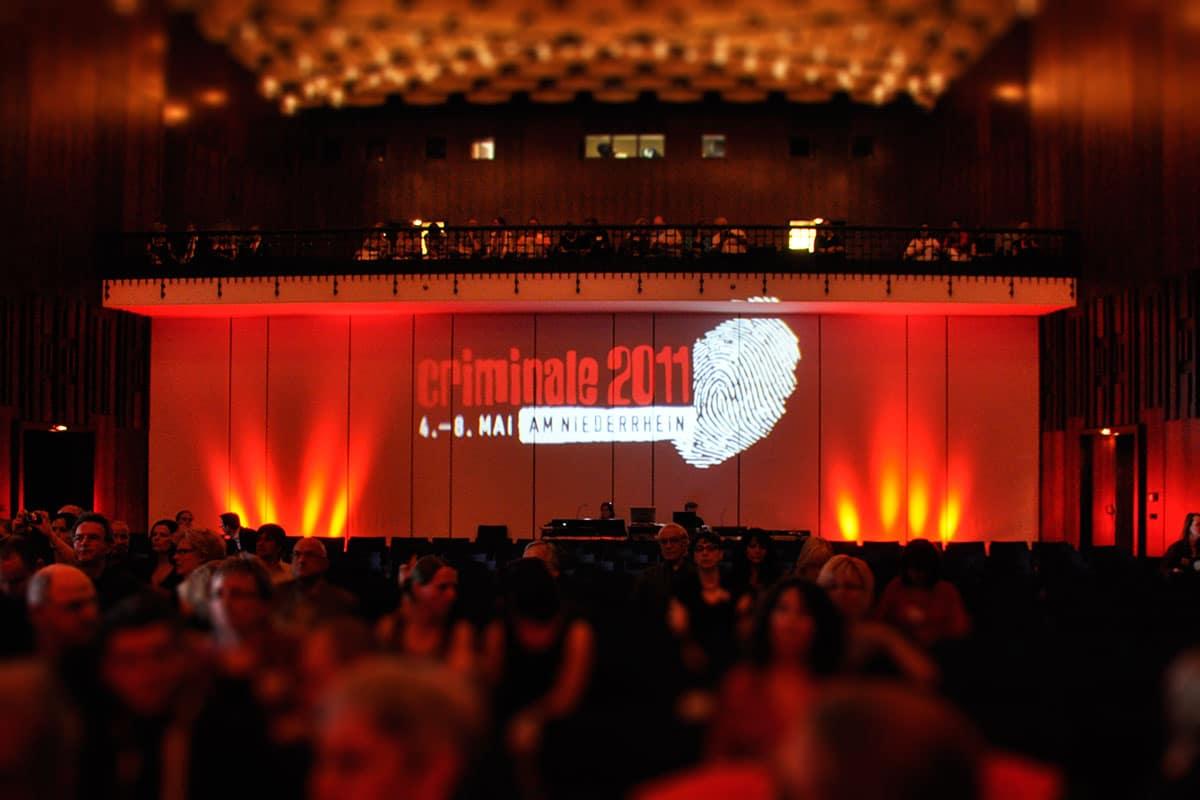 Criminale 2011 – Tango Criminale in der Kaiser-Friedrich-Halle