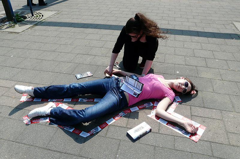 Criminale 2011 – Klebeband