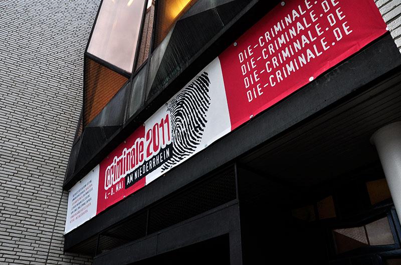 Criminale 2011 – Banner