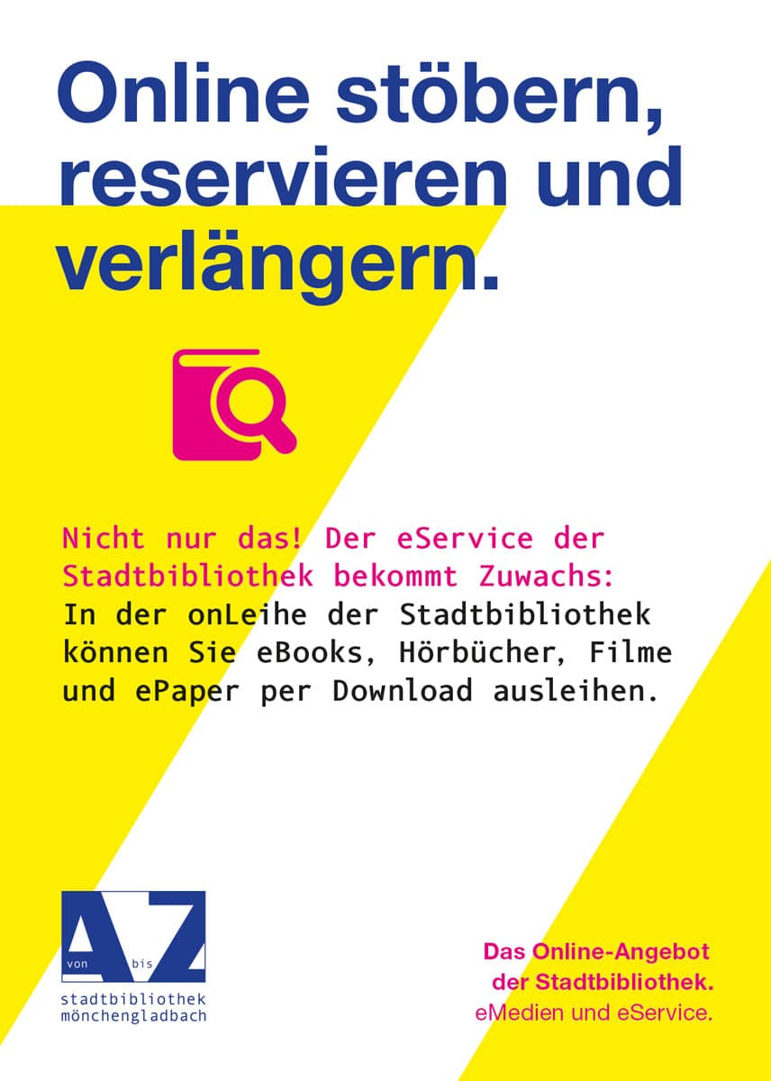 OnLeihe Mönchengladbach > Postkarte Nummer 6