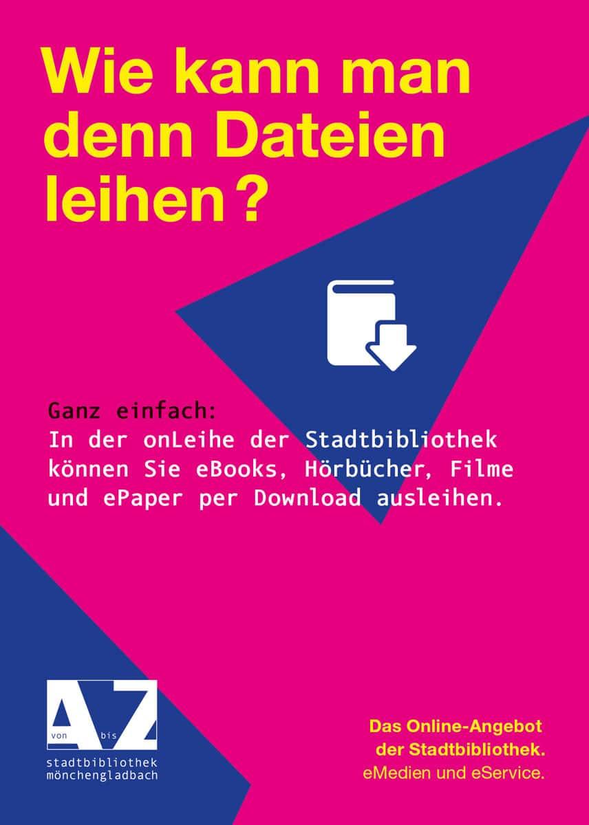 OnLeihe Mönchengladbach > Postkarte Nummer 3