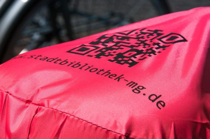 OnLeihe Mönchengladbach > Sattelschützer, pink