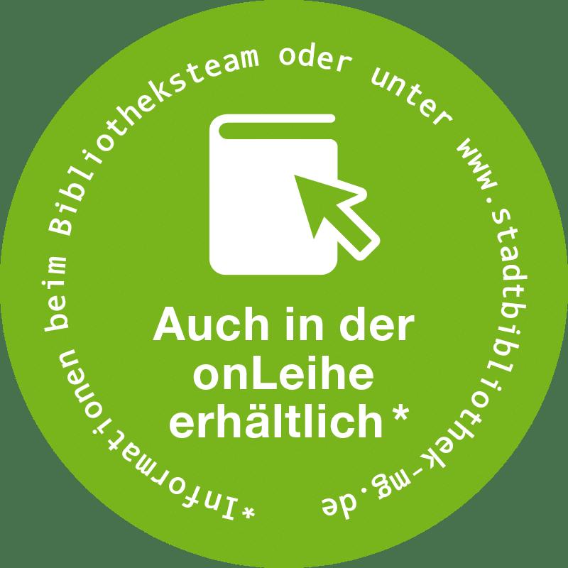 OnLeihe Mönchengladbach > Buchaufkleber, grün